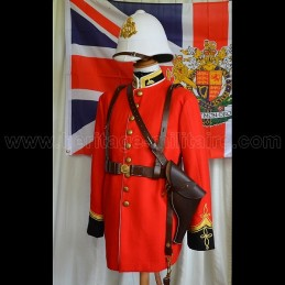 Tunic of Lieutenant Gonville Bromhead 24TH foot regiment