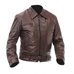 Germain leather jacket pilot fighter WWII mod 2
