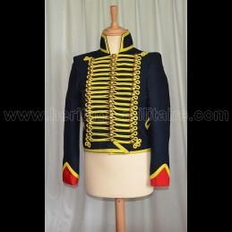 Dolman de 4 ème Hussard troupe N1er 1805