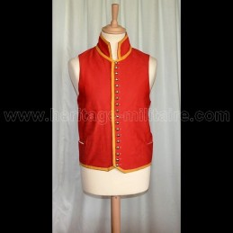 Civilian vest hussar Empire model 3