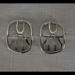.Boucles modèle n°4 pour chaussure XVIIIème siècle