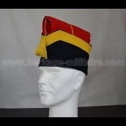 Bonnet de pelisse troupe Hussard Napoléon 1er
