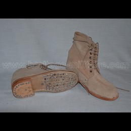 Brogan natural leather French 1915