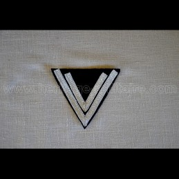 Chevron for french policeman tunic 1939