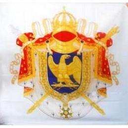 Drapeau Napoleon 1er Empire 1804-1815 90x90