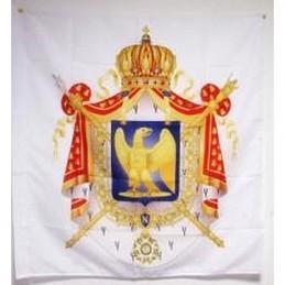 Drapeau Napoleon III Second Empire 1852-1870 90x90
