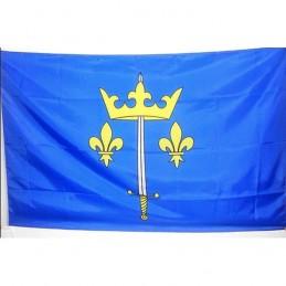 Drapeau de Jeanne D'Arc