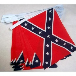 "Flag of confederate ""Bunting"""