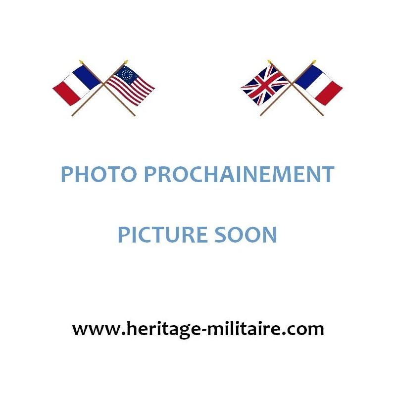 Bonnet de police officier Napoléon 1er