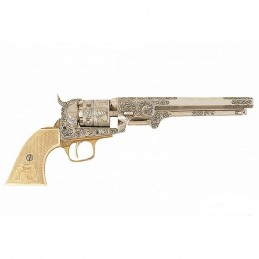 Revolver civil war Navy 1851 mod A