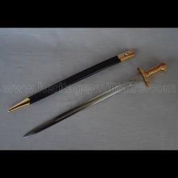 "Baionet ""Zouave"" 1862 Remington"