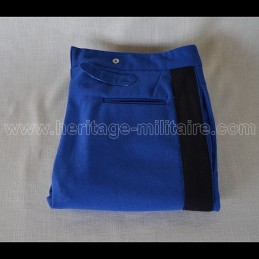 Pants of French policeman