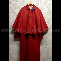 Manteau de cavalerie de cuirassier second Empire NIII
