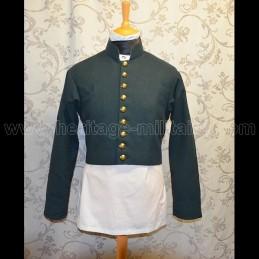 Veste d'écurie 7 ème hussard 1er Empire