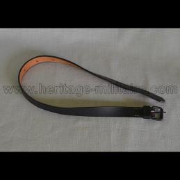 Medium strap leather cover  0.90 centimeter