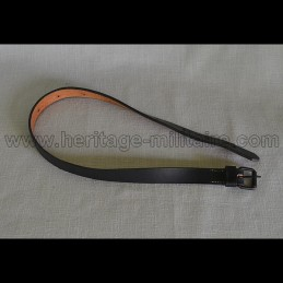 Medium strap leather cover  0.90 centimeter
