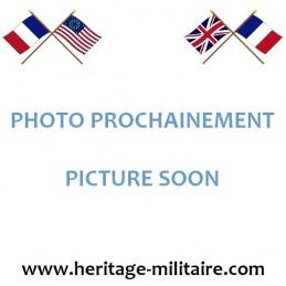 Sabretache 1er hussard troupe brodée N1er