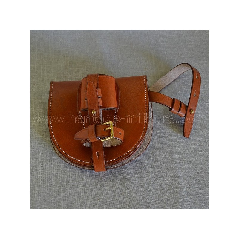 Cavalry small bag for horseshoe UK WWI
