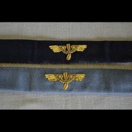 Brassard brodé d'aviateur 1914-1918