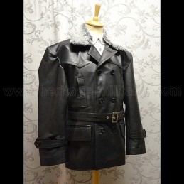 Germain leather jacket Kriegsmarine Officer WWII