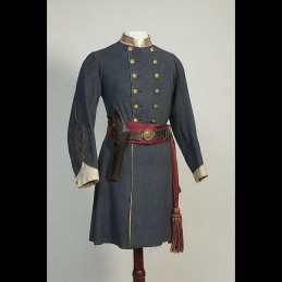 "Officer Frock Coat ""Lieutenant à Major"" CS."