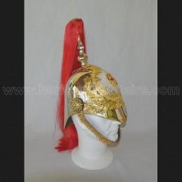 "Casque des ""Life Guards"" cavalerie royale Britannique"