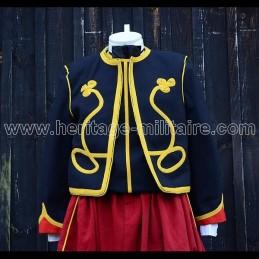 Zouave jacket, Guard or Line model, Napoleon III - 14/18