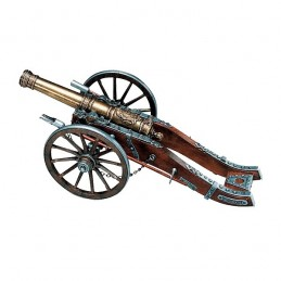 "French cannon miniature Louis XIV ""Big"" Denix"
