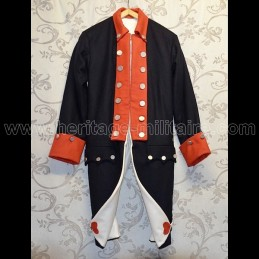 Frock coat Infantry USA 1777