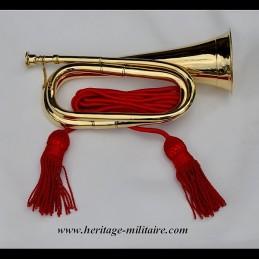 Cavalry bugle