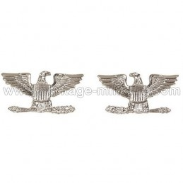 Rank Officer Badge COLONEL US WWII