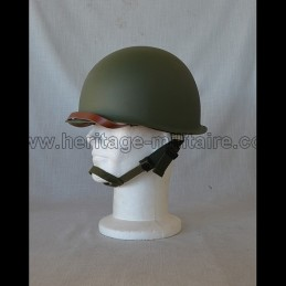 US M1 helmet with WWII liner