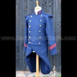 """Capote Infantry Colonial French """"Piou Piou"""" Napoleon III"""