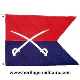 Union flag cavalry Custer 7th cavalry 1860 COTTON