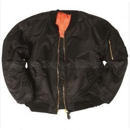 Jacket MA1 black Vietnam