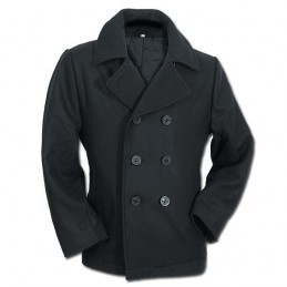 Peat coat Black US Navy