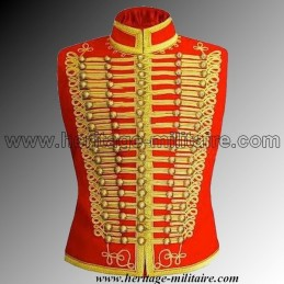 Gilet officier Hussard Empire