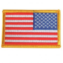 Patch US Flag Right side color
