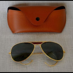 Green shade sunglasses
