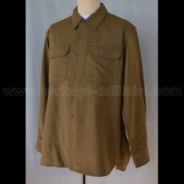 Chemise US M37 USA WWII