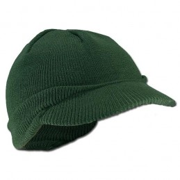 Jeep-cap green olive US WWII