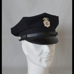 Casquette policier US