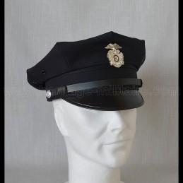 US police cap