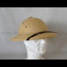Colonial helmet offwhite
