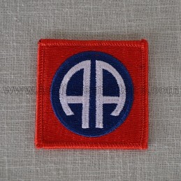 Patch 82nd Airborne US mod B