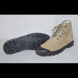 Shoes Indochina / Algeria French army
