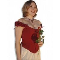 Vestes & corsages médiévaux (femme)