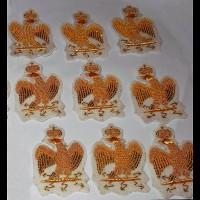 Embroidery insignia