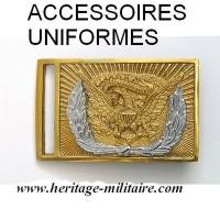 Accessoires uniformes